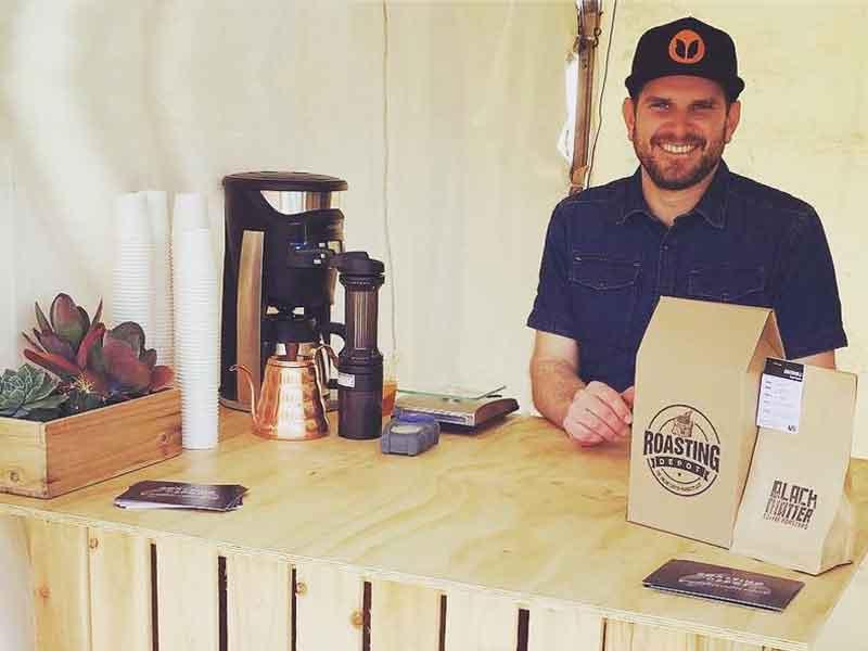 Minas Coffee Perth Western Australia Tristan