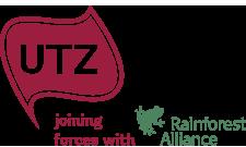 UTZ Joining Forces Logo