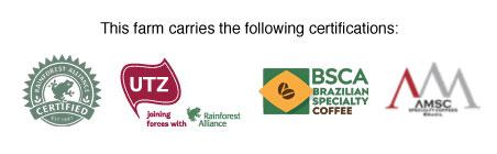 Farm Certification Logo Block